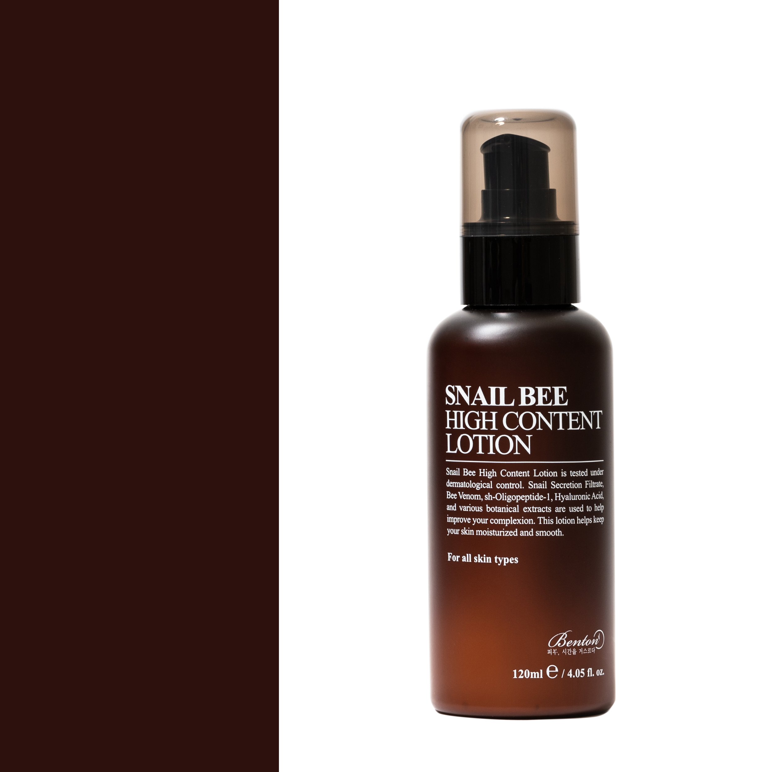 Benton Snail Bee High Content Lotion 120ml Canadian Seller – Shop Propr Life+Style